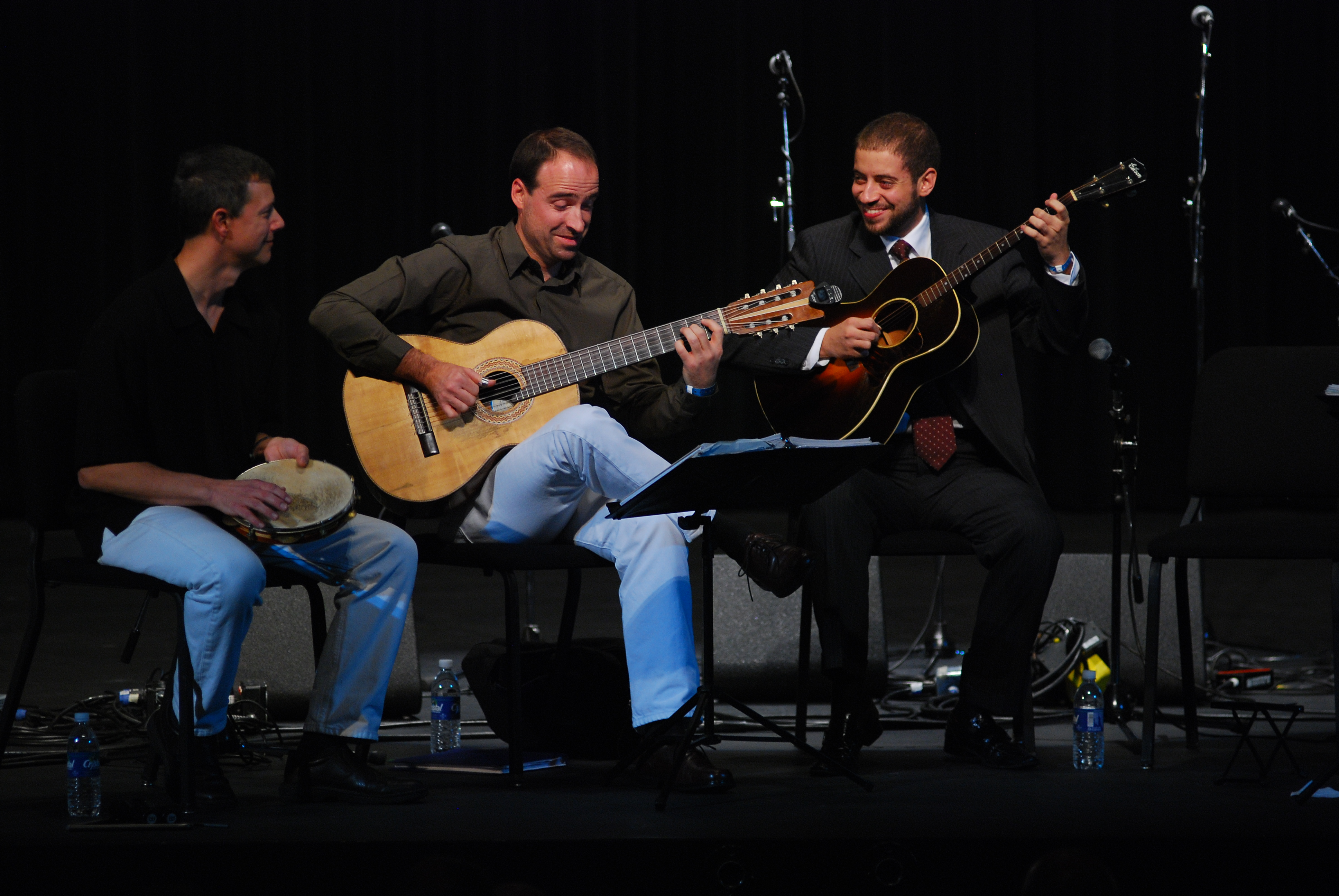 Wintergrass, com Colin Walker e Brian Rice
