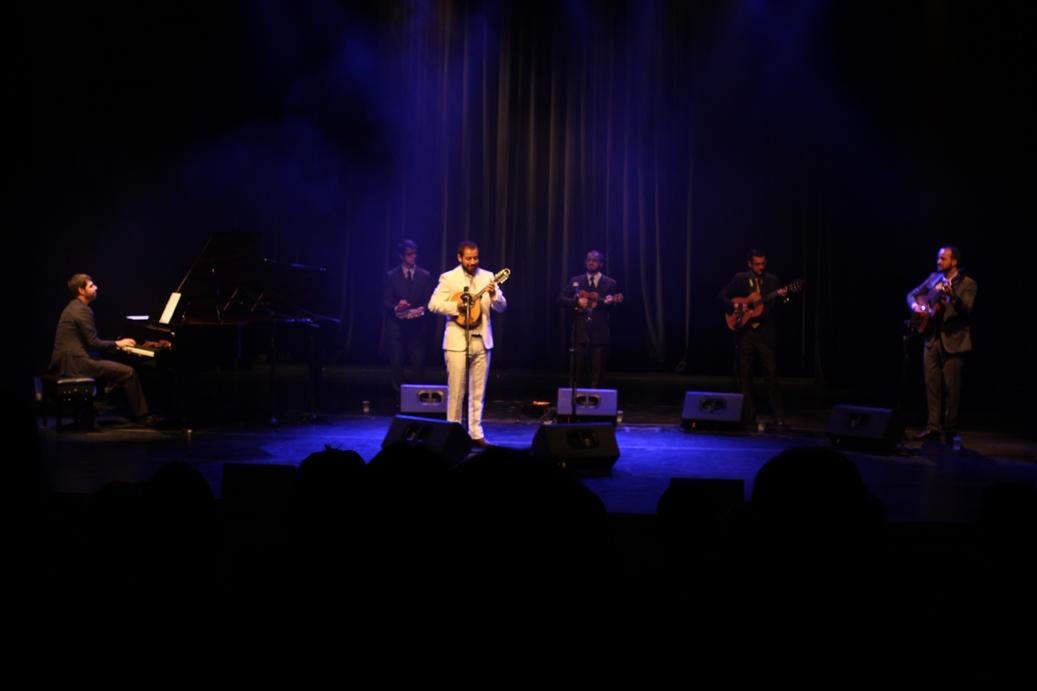 Lançamento do disco Danilo Brito no Brasil, com participação de André Mehmari