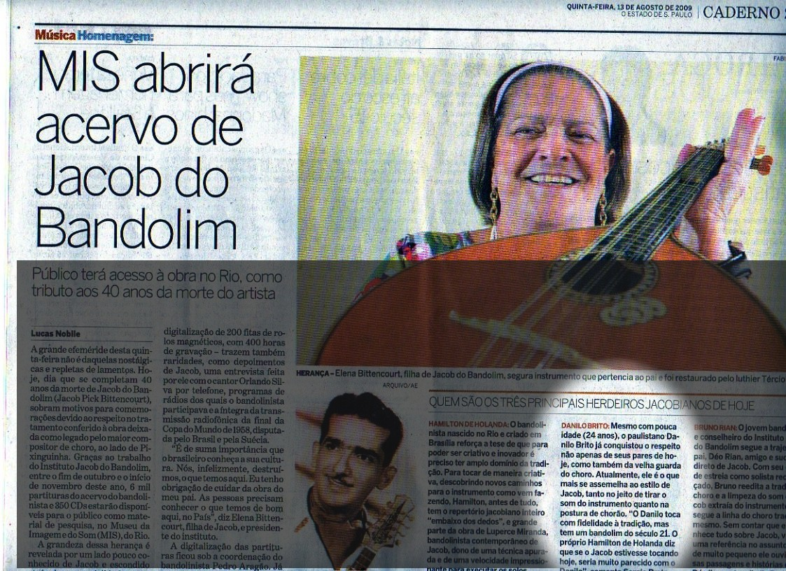 Quem são os três principais herdeiros jacobianos de hoje - O Estado de São Paulo